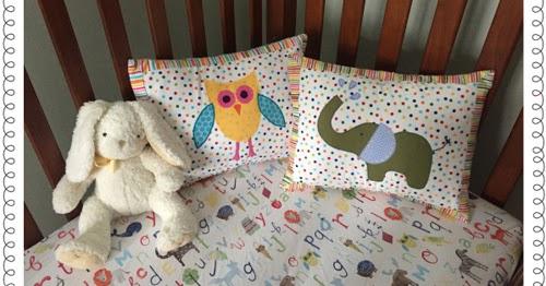 My Owl Barn Diy Nursery Decorative Pillows