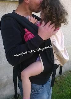 Ergobaby Original portage babycarrier préformé avis test assise