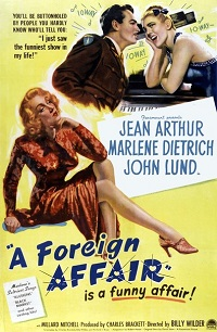 Watch A Foreign Affair Online Free in HD