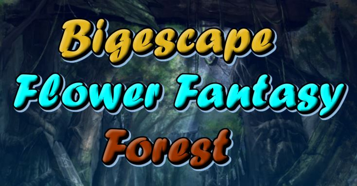 BigEscapeGames Flower Fan…