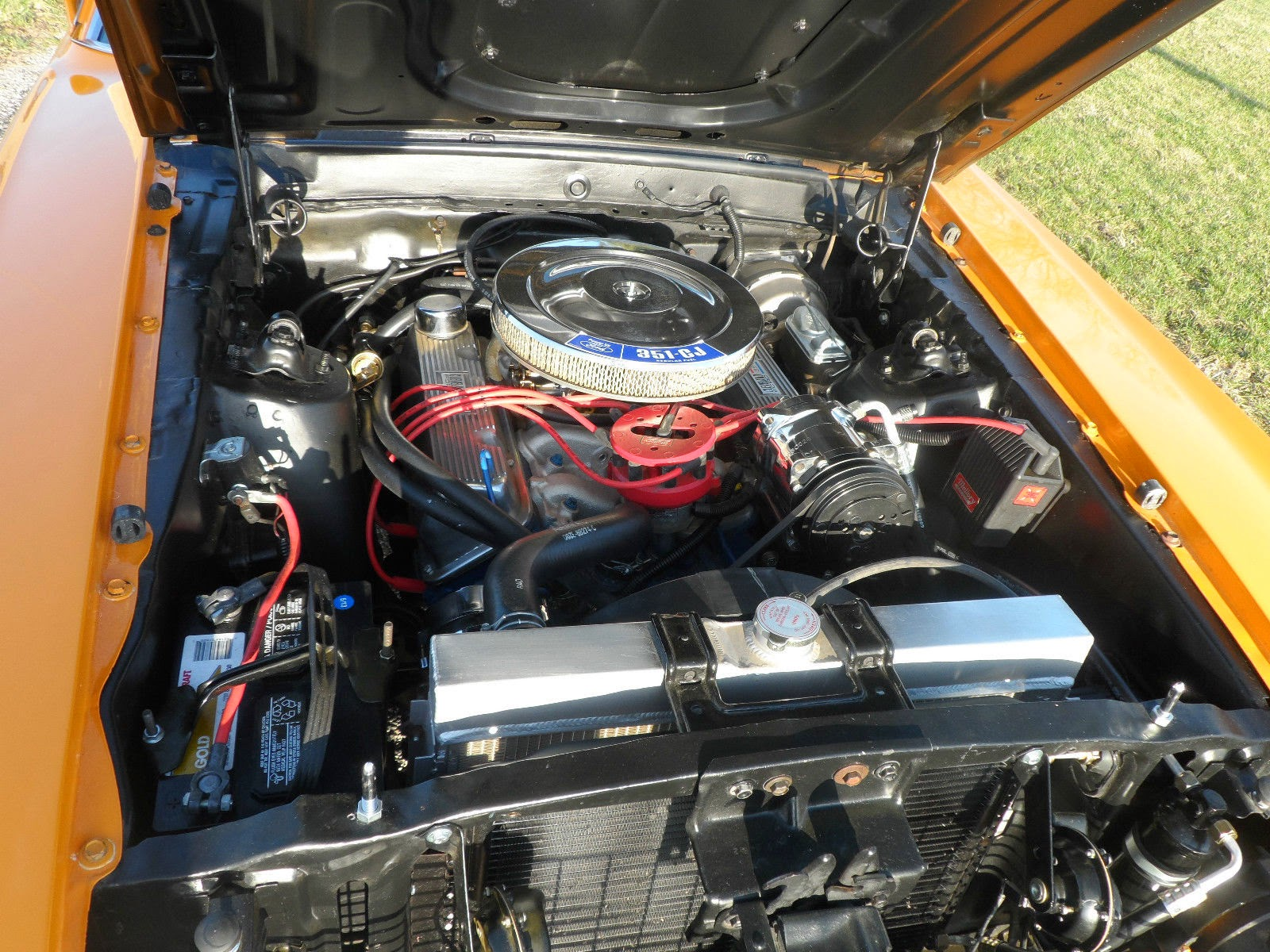 351 Cleveland Engine Specs