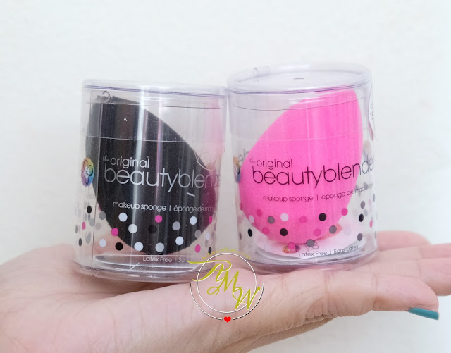 a photo of the Original BeautyBlender review by Askmewhats.