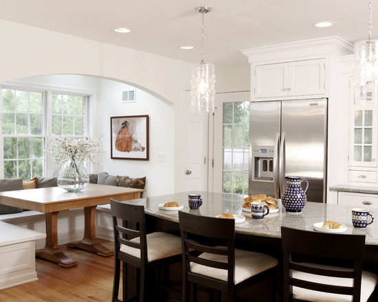 Kitchen Design Ideas For Nooks