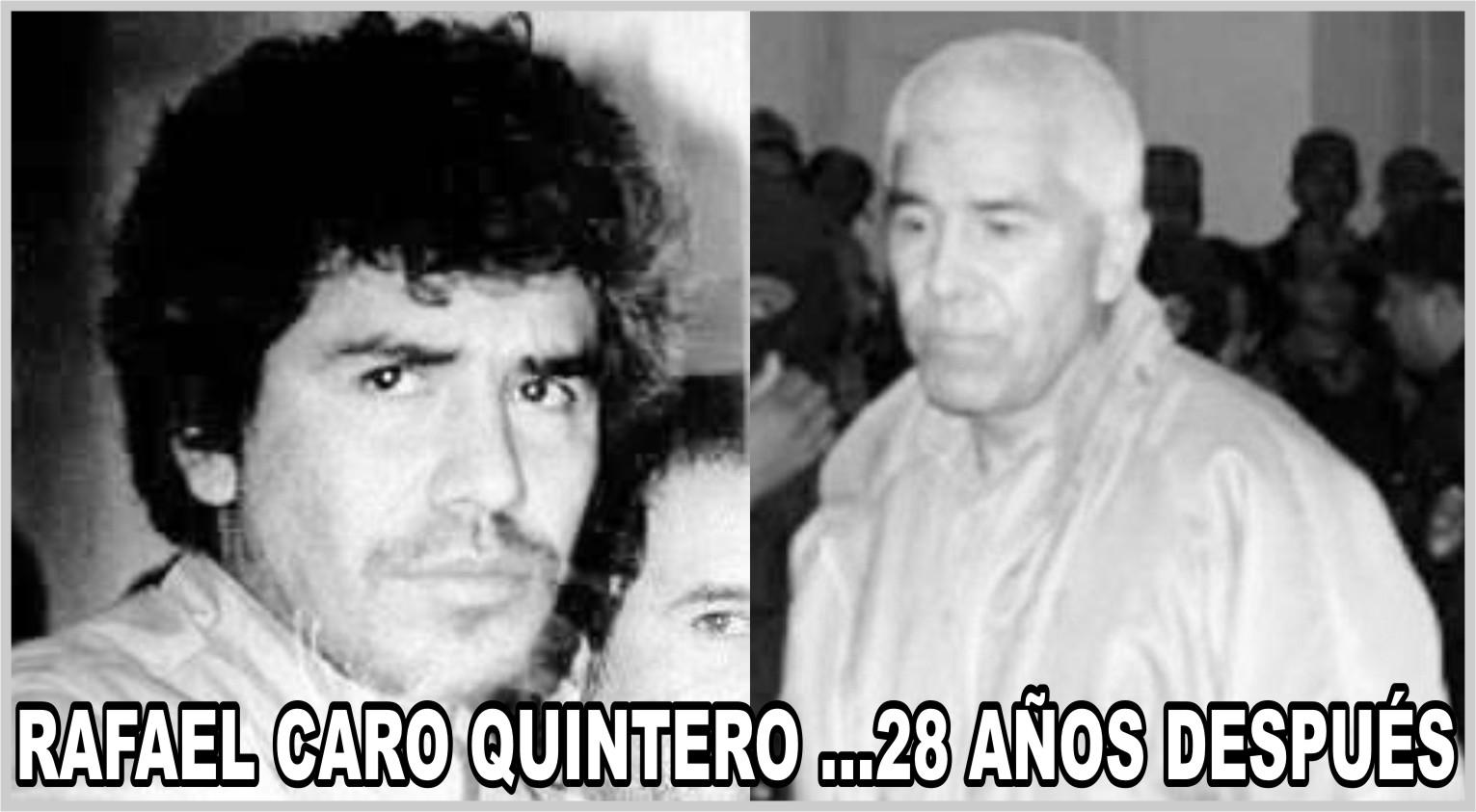 """¿Por qué buscan a Caro Quintero, """"El Principe"""" ?"""