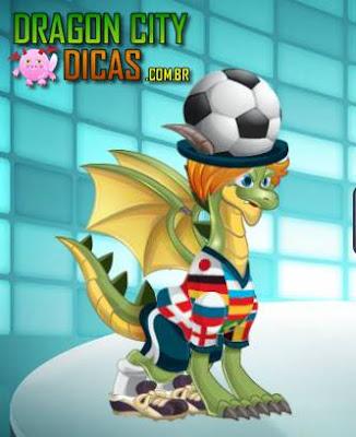 Dragão da Copa do Mundo - Informações