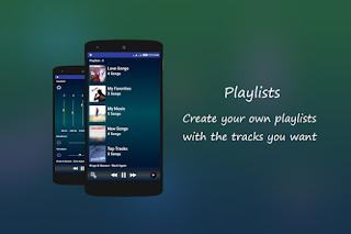 تطبيق Power Audio Pro Music Player اسهل وأخف مشغل موسيقى للأندرويد النسخة المدفوعة