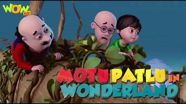 Motu Patlu in Wonderland