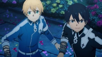 Sword Art Online: Alicization – Episódio 11
