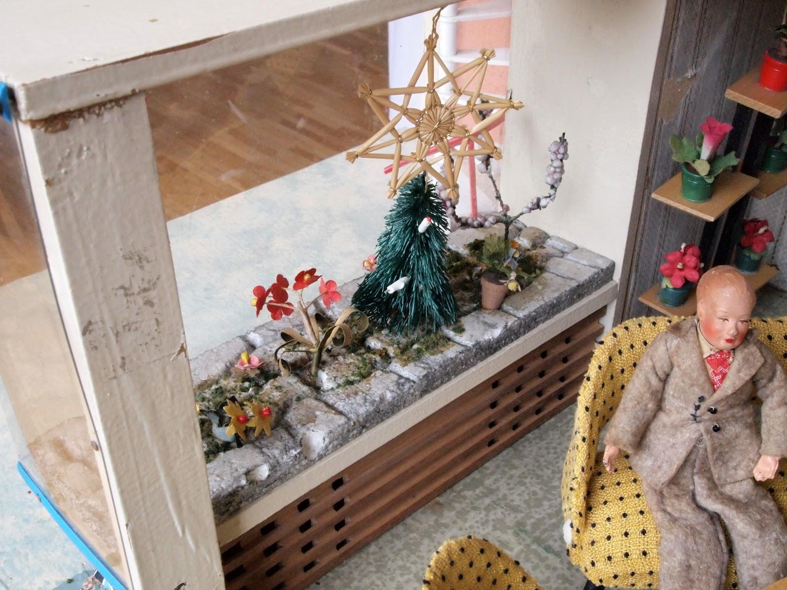 Elegant Blumenfenster Dekorieren Design