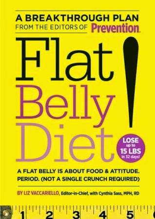 http://www.amazon.com/Flat-Belly-Diet-Liz-Vaccariello/dp/1250013356/ref=sr_1_1?ie=UTF8&qid=1402183358&sr=8-1&keywords=flat+belly+diet