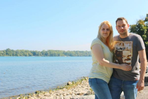 Niagara-on-the-Lake | Flussmündung Niagara River / Ontariosee
