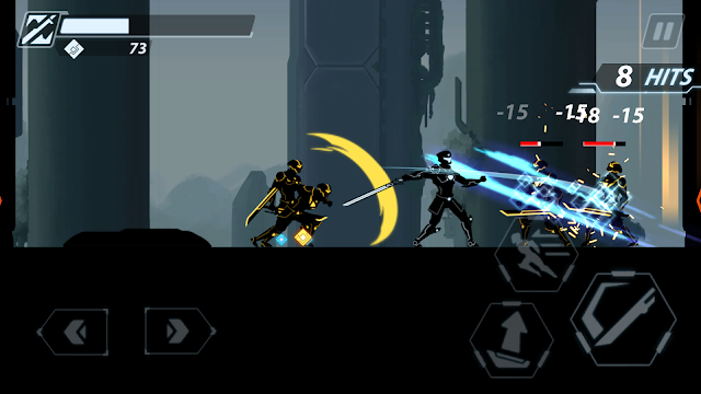 Download Overdrive – Ninja Shadow Revenge Mod APK cho Android