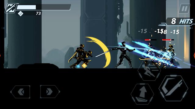 Download Overdrive – Ninja Shadow Revenge Mod APK cho Android