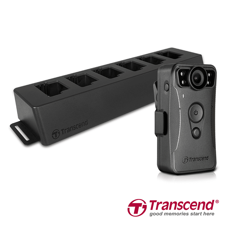 Transcend Announces DrivePro Body 30 Camera