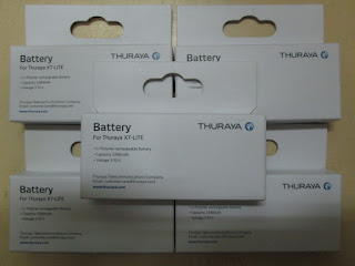 Baterai Satelit Thuraya XT-LITE Original