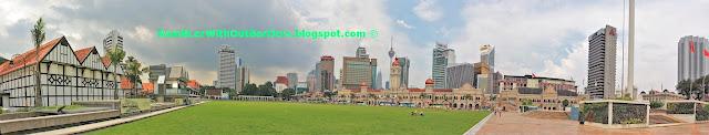 Panorama, KL Historic City Centre, KL, Malaysia