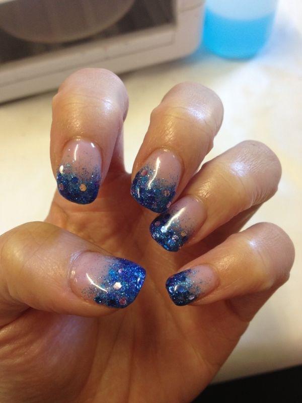 Brush up and Polish up!: CND Shellac Nail Art