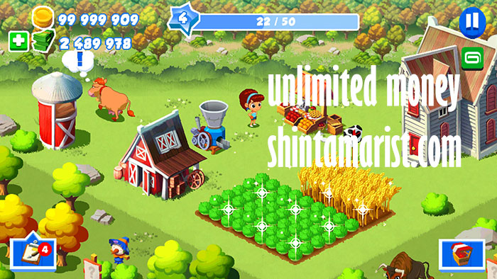 APK Version History Green Farm 3 .APK For Android