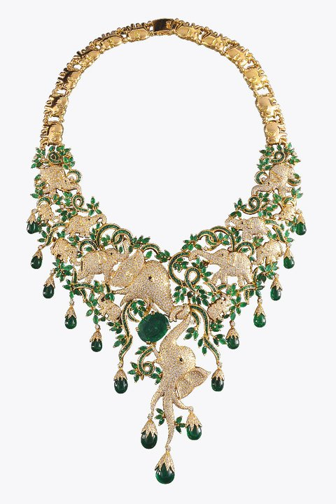 Sotheby S To Auction Emeralds For Elephants In Mumbai