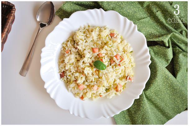 arroz abobrinha como fazer