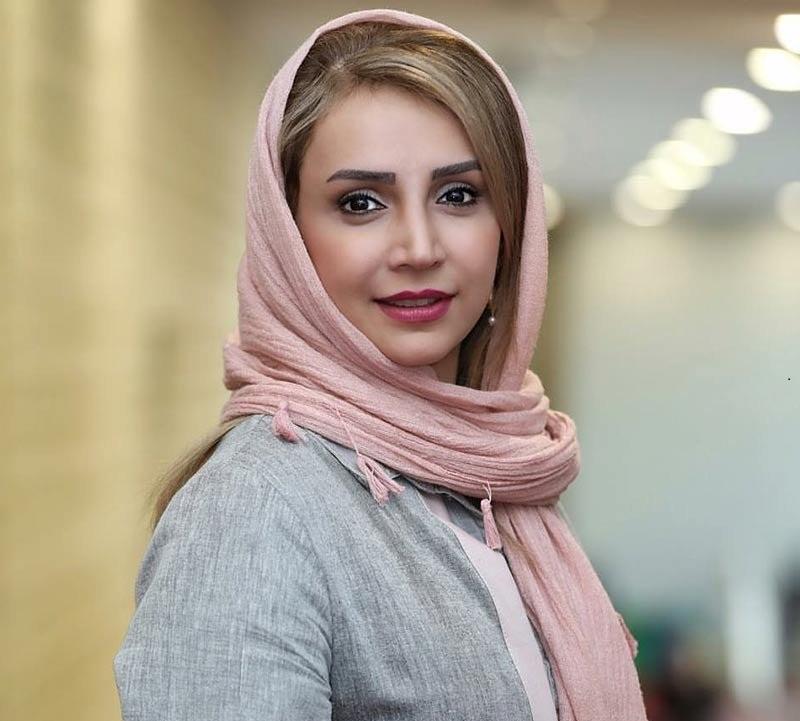 Shabnam Gholikhani Iranian actress
