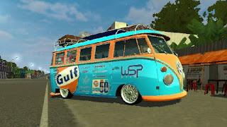 Bussid Mod Volkswagen T1 stance
