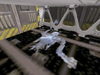 Huevo de Pascua Duke Nukem 3D - Terminator