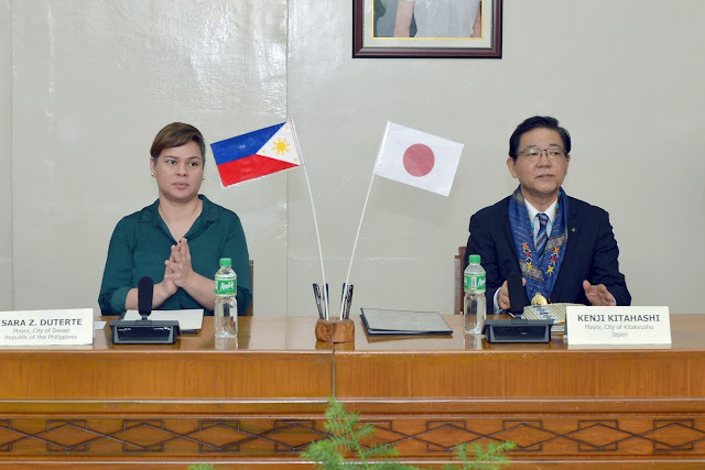 MUST READ: Japanese City Sees Davao As A Model For Green Growth In PH!