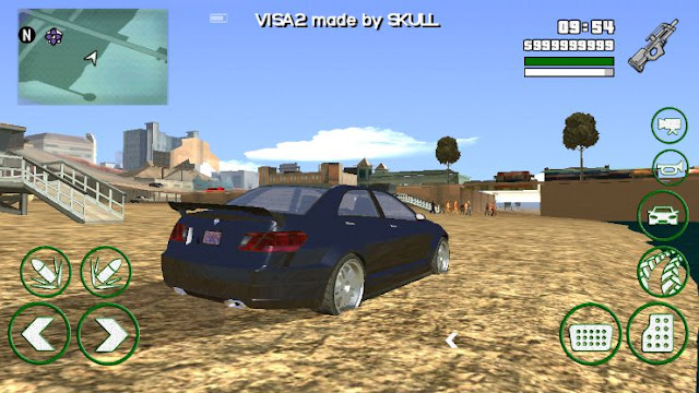 Grand Theft Auto: San Andreas - Android Apps on Google Play