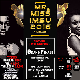 Mr and Miss Imsu set to start off in a grand stlye [Read details]