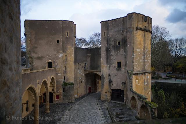 L'imprenable Metz ! Les fortifications médiévales