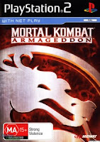 Mortal Kombat: Armageddon [ Ps2 ] { Torrent }