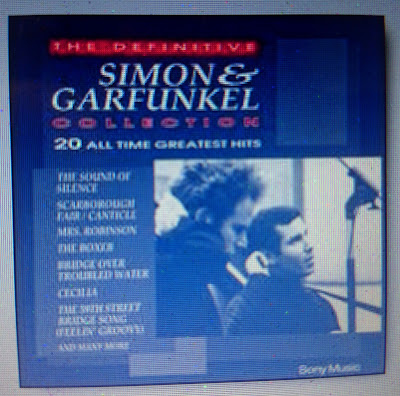 [Music Monday] Simon & Garfunkel - The Definitive
