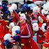 Εντυπωσιακή παρέλαση στο Λονδίνο για τον εορτασμό της Πρωτοχρονιάς (video+photos)