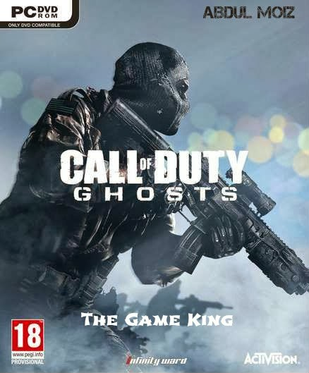 CALL OF DUTY GHOSTS-RELOADED + UPDATE 1