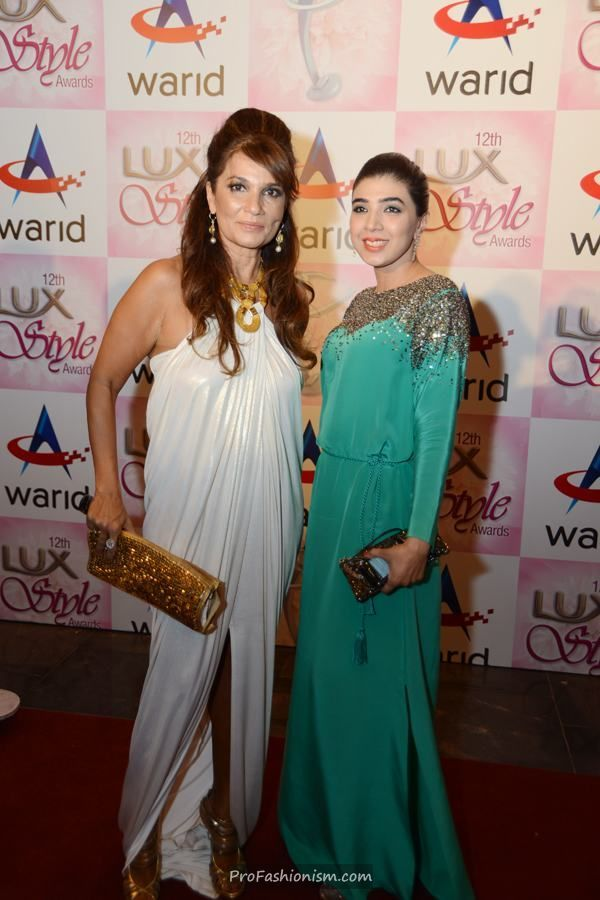 Celebrities at 12th Lux Style Awards 2013 Red Carpet Pictures
