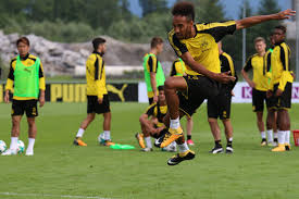 Aubameyang 'truly baffled' by Borussia Dortmund suspension to cast future at club into doubt