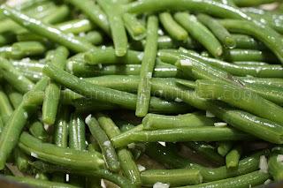 Зелен фасул по плевенски