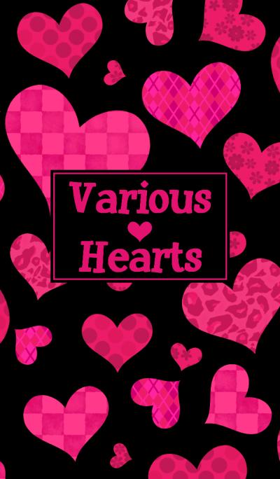 -Various Hearts 2-