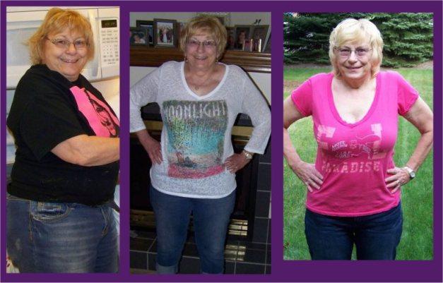 Можно похудеть после 60 лет женщине