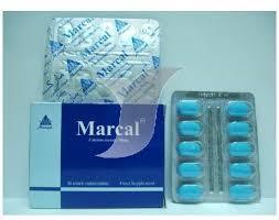 سعر ودواعي إستعمال ماركال Marcal أقراص مكمل غذائى