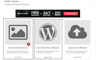 Tutorial Cara Membuat Website Sendiri Gratis Dan Mudah