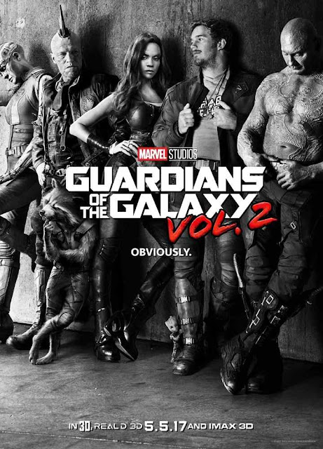 Guardians of the Galaxy Vol 2 tendrá más variedad