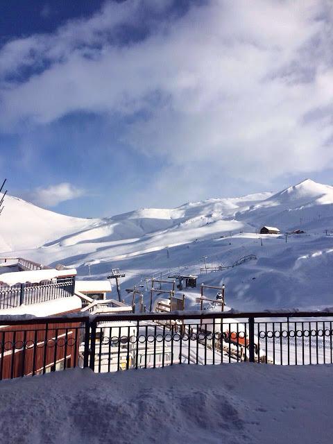 Abertura da temporada de ski no Valle Nevado 2016