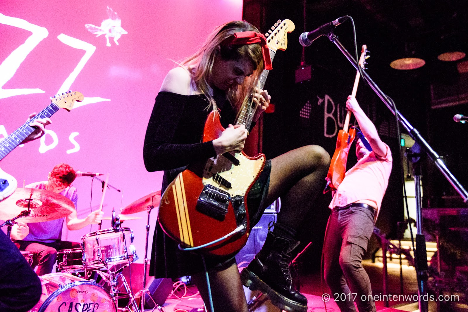 one in ten words: Charly Bliss at The Rec Room - Concert Pictures