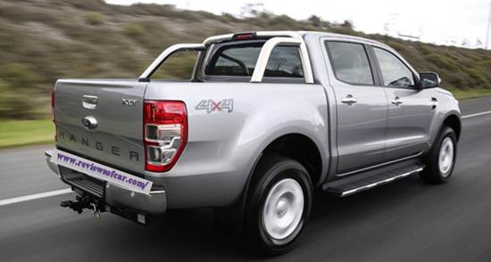 Cool 2017 Ford Ranger PX Series II Reviews  Reviews Of Car