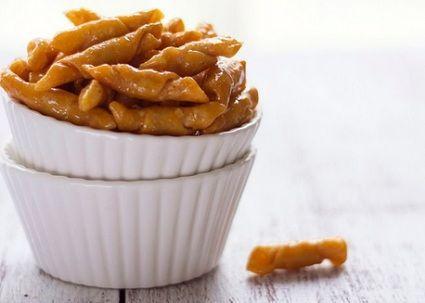 Resep Kue Kering Gulung Isi Kacang Kuliner Wisata