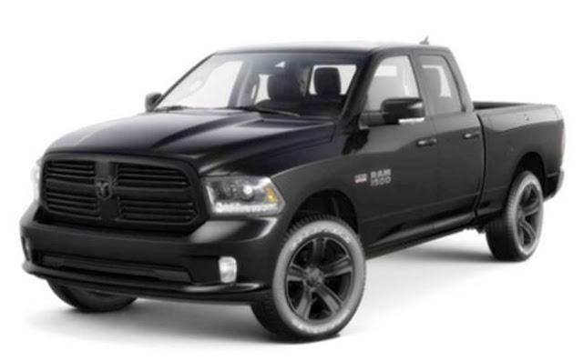 2018 Dodge RAM 1500 Redesign