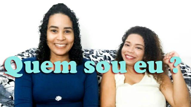 Achegue-se! Geisa Santos e Josiene Minervino DESAFIO: QUEM SOU EU?