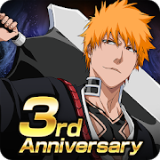 Playstore icon of Bleach Brave Souls